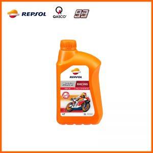 Dầu nhớt REPSOL MOTO RACING 10W40 FULLY SYSTHENTIC (1L)