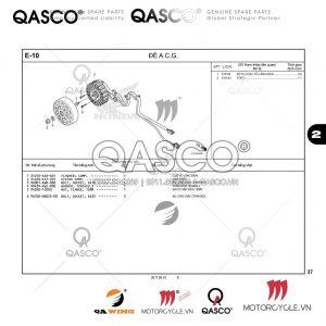 E10 | ĐỀ A.C.G | LEAD 125