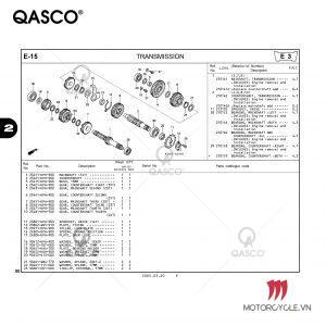 E15 | TRANSMISSION | Future NEO