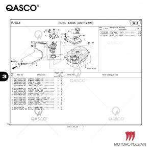 F13-1 | FUEL TANK (ANF125/M) | Future NEO