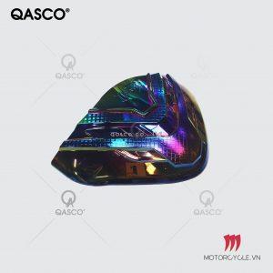 VISION 2021   ỐP MÃO - CHẮN GIÓ Universe - VUTRU màu Titanium
