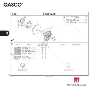 E16-DRIVE FACE-PCX 160 K1Z (2021)