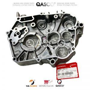 11100-GB6-911 | Thân máy phải | CRANK CASE COMP RIGHT