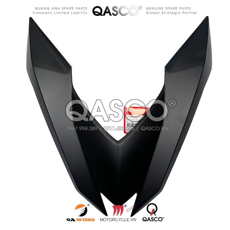 64301-K56-V00ZD   Nhựa ốp mặt nạ trước WINNER 150 V1 (Đen mờ) (2016-2017)