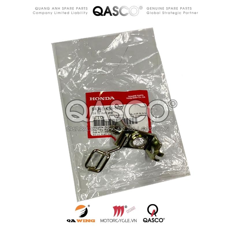 64341-K56-N10   Giá ốp dưới phải   STAY, R. UNDER COVER